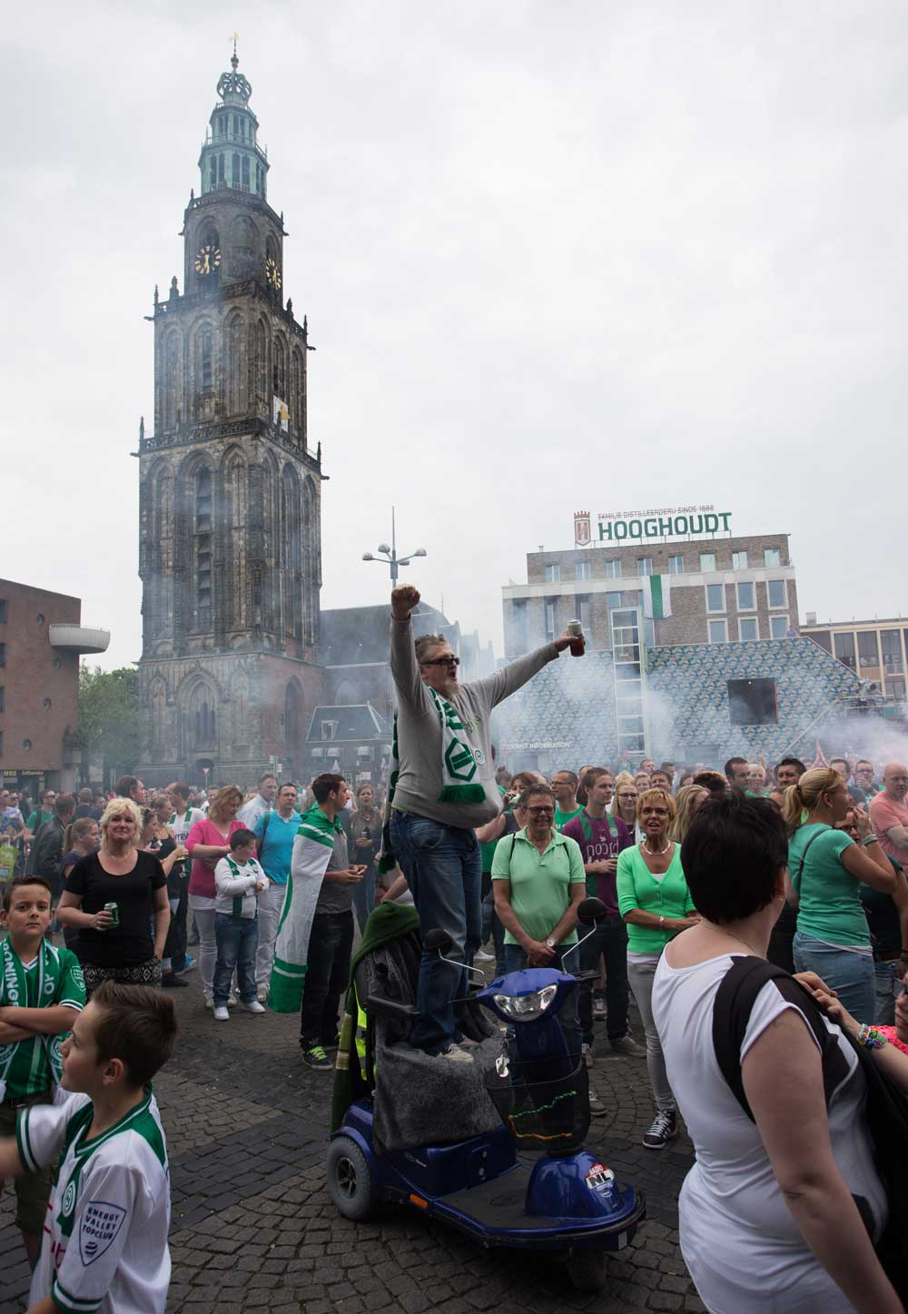 FC-Groningen-Grote-Markt