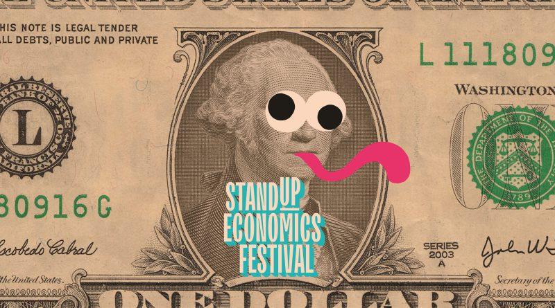 Lachen om de economie – Het Standup Economics Festival