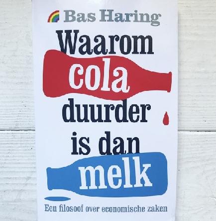 Book review: Waarom cola duurder is dan melk